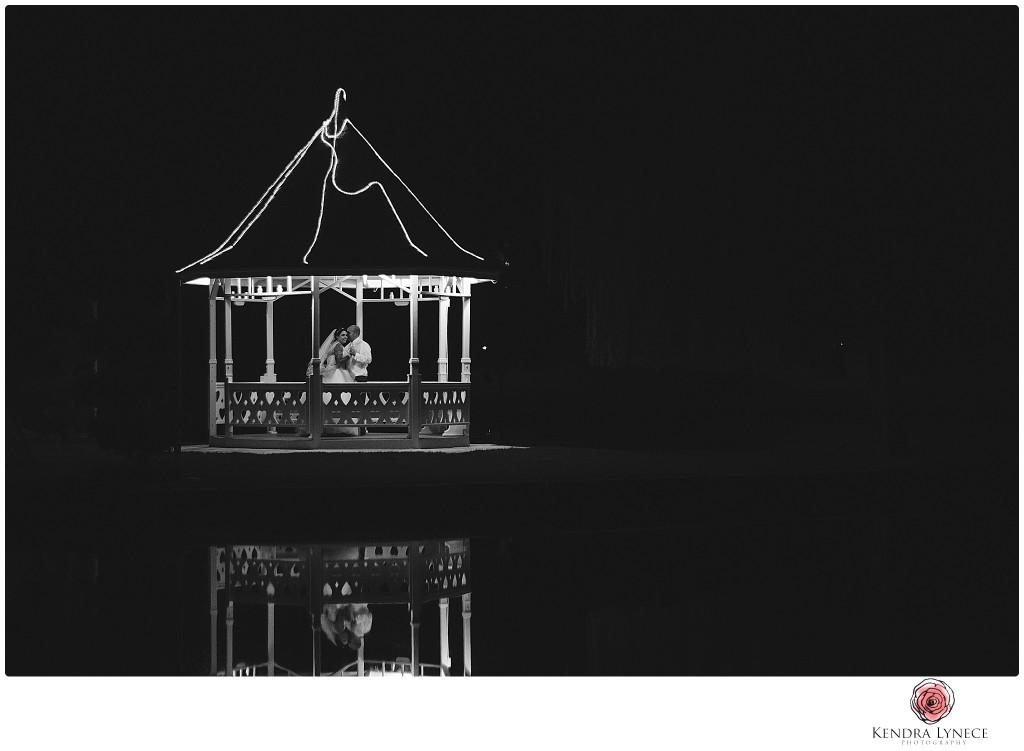 Grand Tradition Estate & Gardens wedding photos, fallbrook california wedding photographer , friday 13th wedding photos, tattoed bride, bride and groom under gazebo dancing, san deigo wedding photographer, Grand Tradition Estate & Gardens