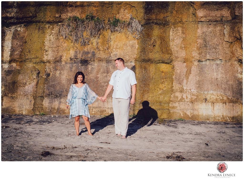 moonlight beach encinitas wedding honeymoon photos, san diego wedding honeymoon photos, sand diego california wedding photographer, beach engagement photos, beach wedding engagment photos at sunset
