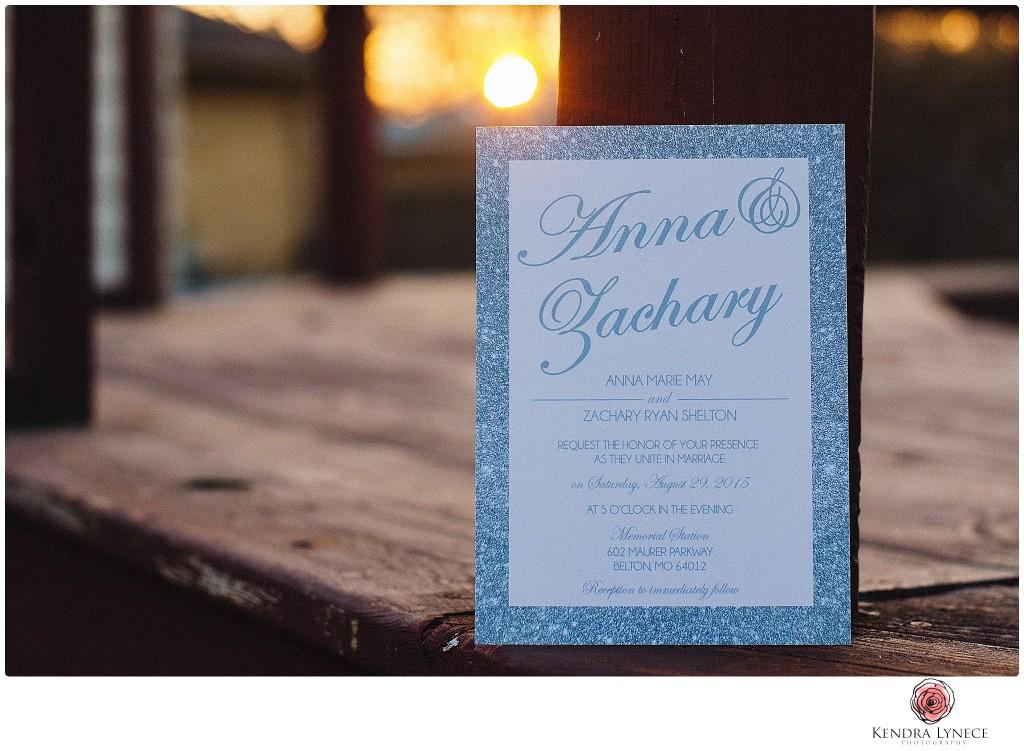 Wedding Invitations Dallas: Hadley Designs Dallas, Texas Wedding