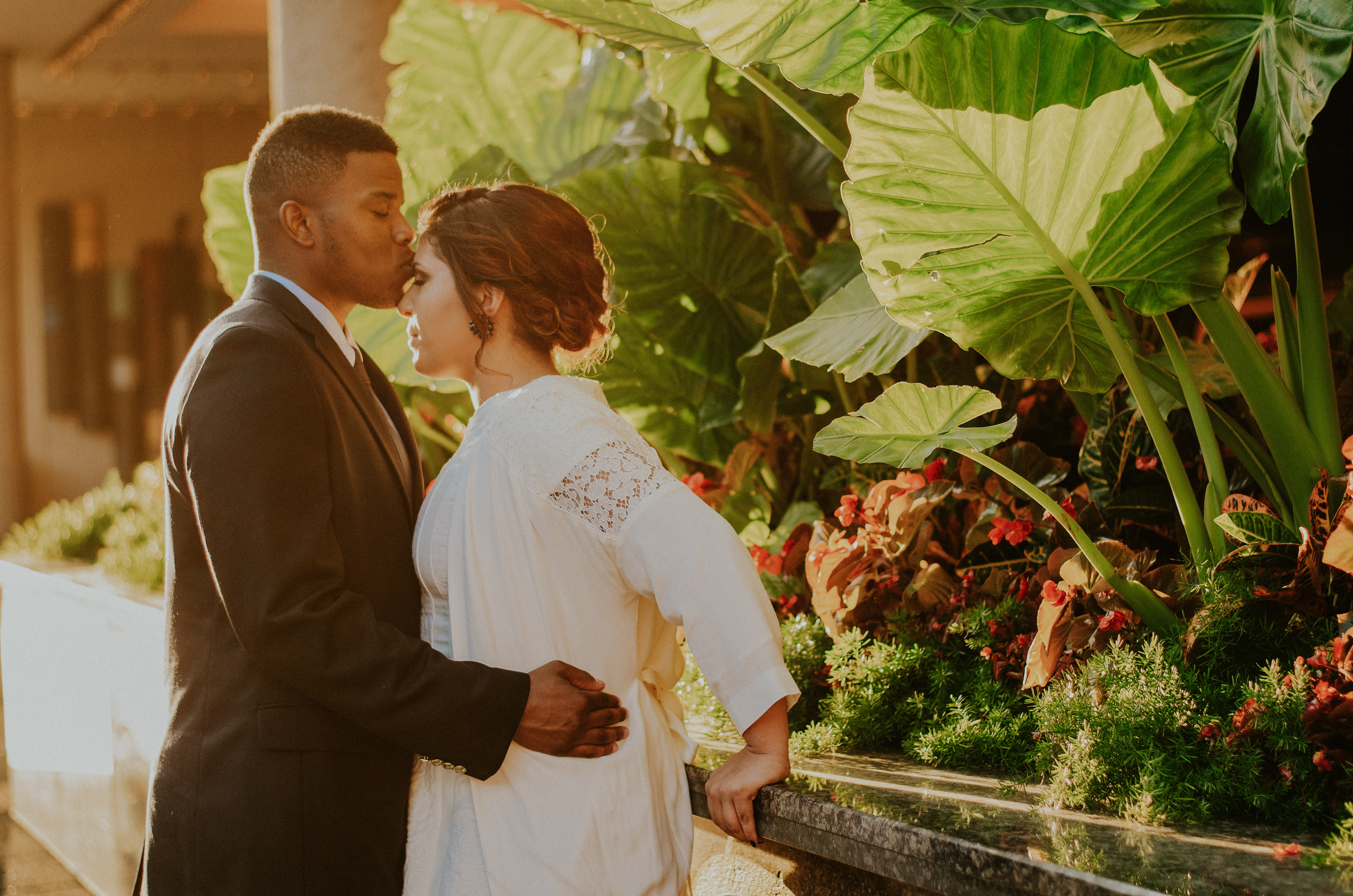 Top Fort Lauderdale wedding photographers |  African American De