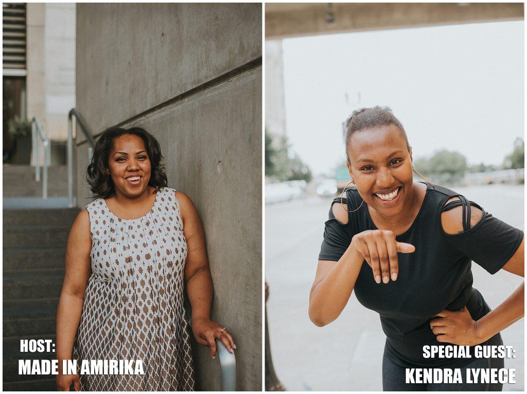 made in amirika, made in amirika podcast, best photography podcast, best wedding photography podcast, kendra lynece, top black wedding photographers, wedding photography mentors