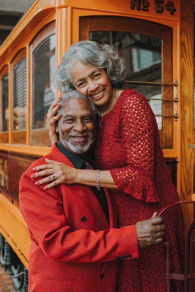 wood tv 8, Robert Singleton and Margaret Rose's love story is 40 years in the making, black love stories, famous black love stories, reunited love stories,